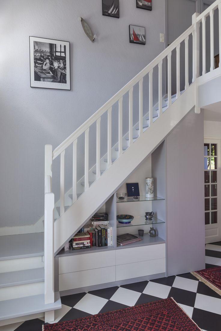 Aménagement placard sous escalier : pour mon duplex, c'est une bonne solution