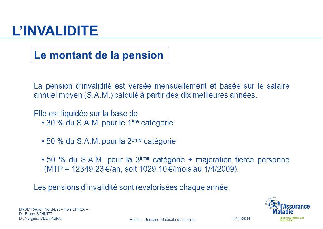 Comment Demander Une Pension D Invalidite